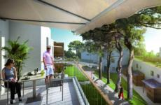 37 logements sociaux BBC à Aix en Provence