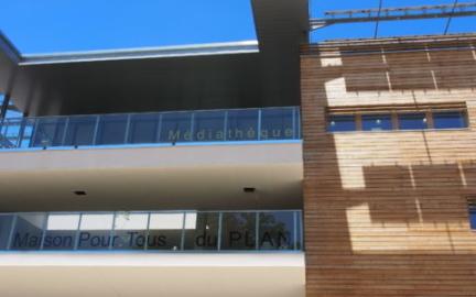 Maison pour tous à Valence
