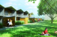 20 logements sociaux BBC à Chomerac