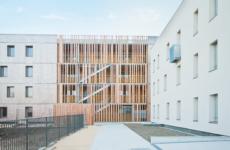 75 logements sociaux BBC+ à Portes les Valence