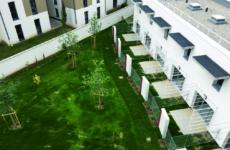 33 logements sociaux BBC à Romans sur Isère